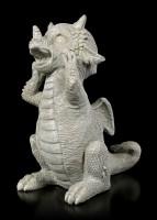 Garden Figurine - Amazed Dragon