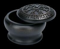 Box - Viking Vegvisir Black