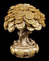 Feng Shui Figur - Geld Baum