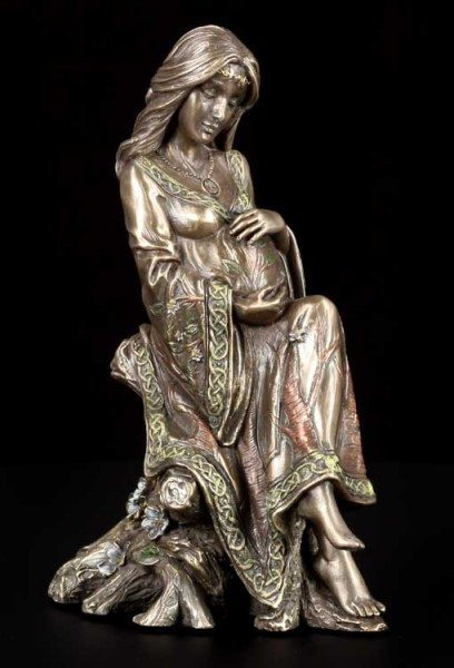 Hexenzirkel Figur - Wicca Mother - Mutter