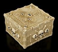 Square Ossuary Box