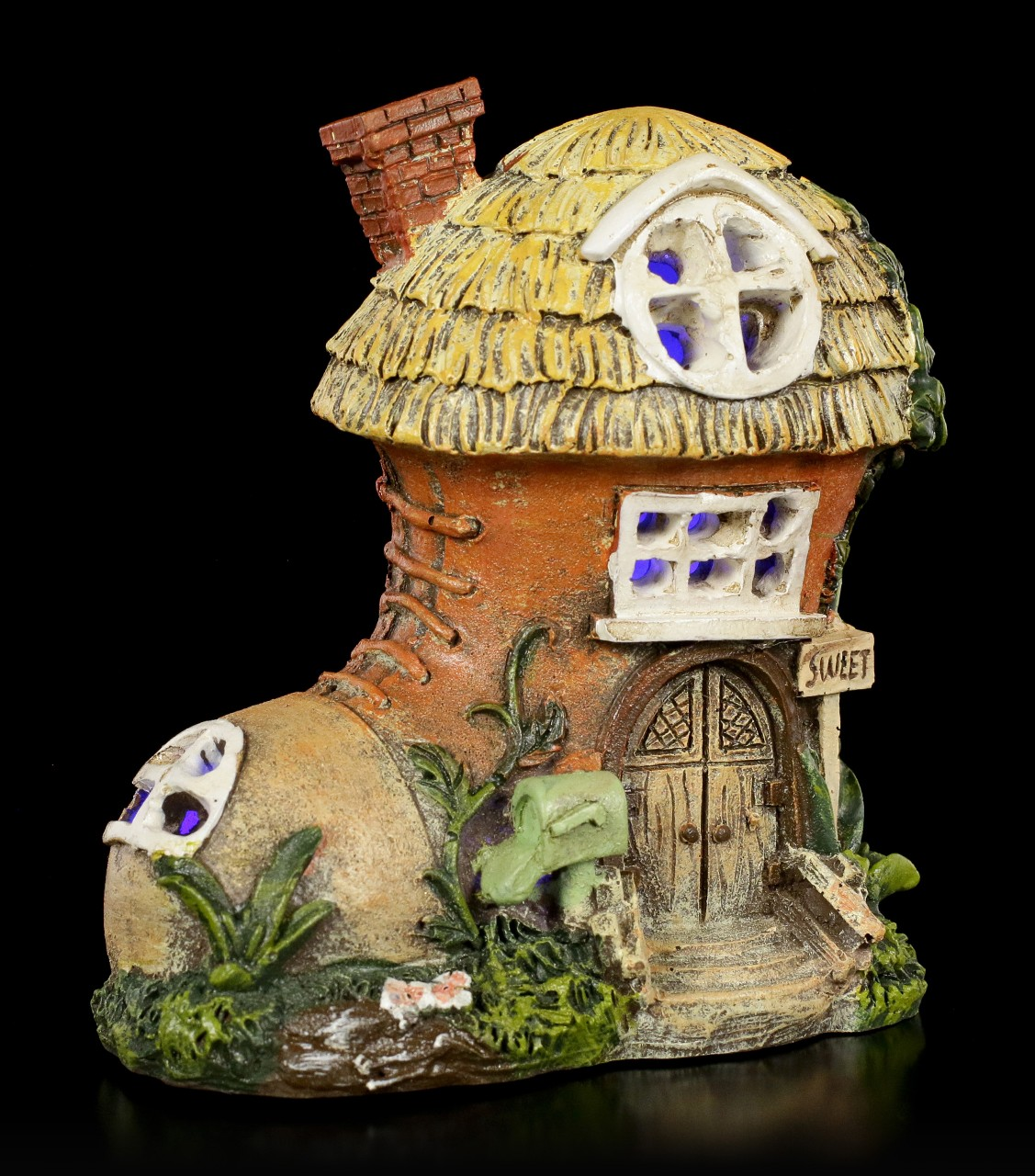 Fairy House with LED - Cobblers Boot