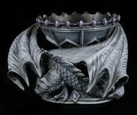 Drachen Kristallkugel-Halter - Dragon Beauty