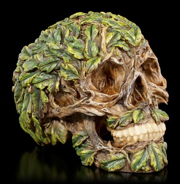 Greenman Skull - Root of all Evil