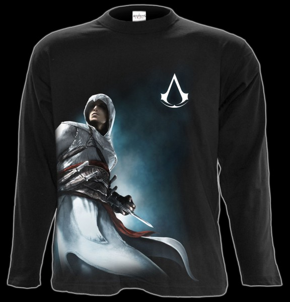 Assassins Creed Langarmshirt - Altair