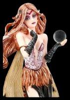 Elfen Figur - Lumiel mit Drache
