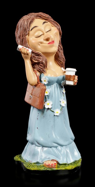 Funny Life Figur - It Girl mit Handy