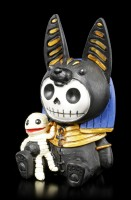 Furry Bones Figurine - Anubis