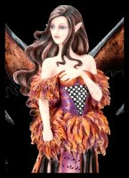 Fairy Figurine - Lady of Fire by Amy Brown