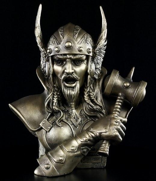 Thor Büste mittel S1