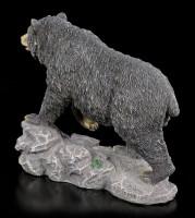 Schwarzbär Figur