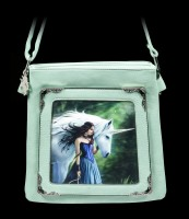 3D Side Bag with Unicorn - Enchanted Pool