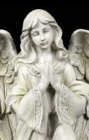 Angel Garden Figurine - Praying with folded Hands