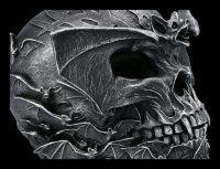 Skull Figurine - Bat Skull