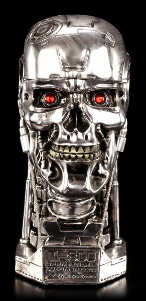 Terminator T-800 Skull Box
