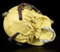 Steampunk Skull colored