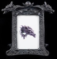 Dragon Picture Frame - Two Dragons