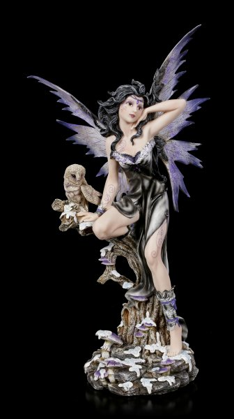 Big Fairy - Noctua with Owl