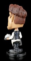 Funny Job Figur - Wackelkopf Kellner