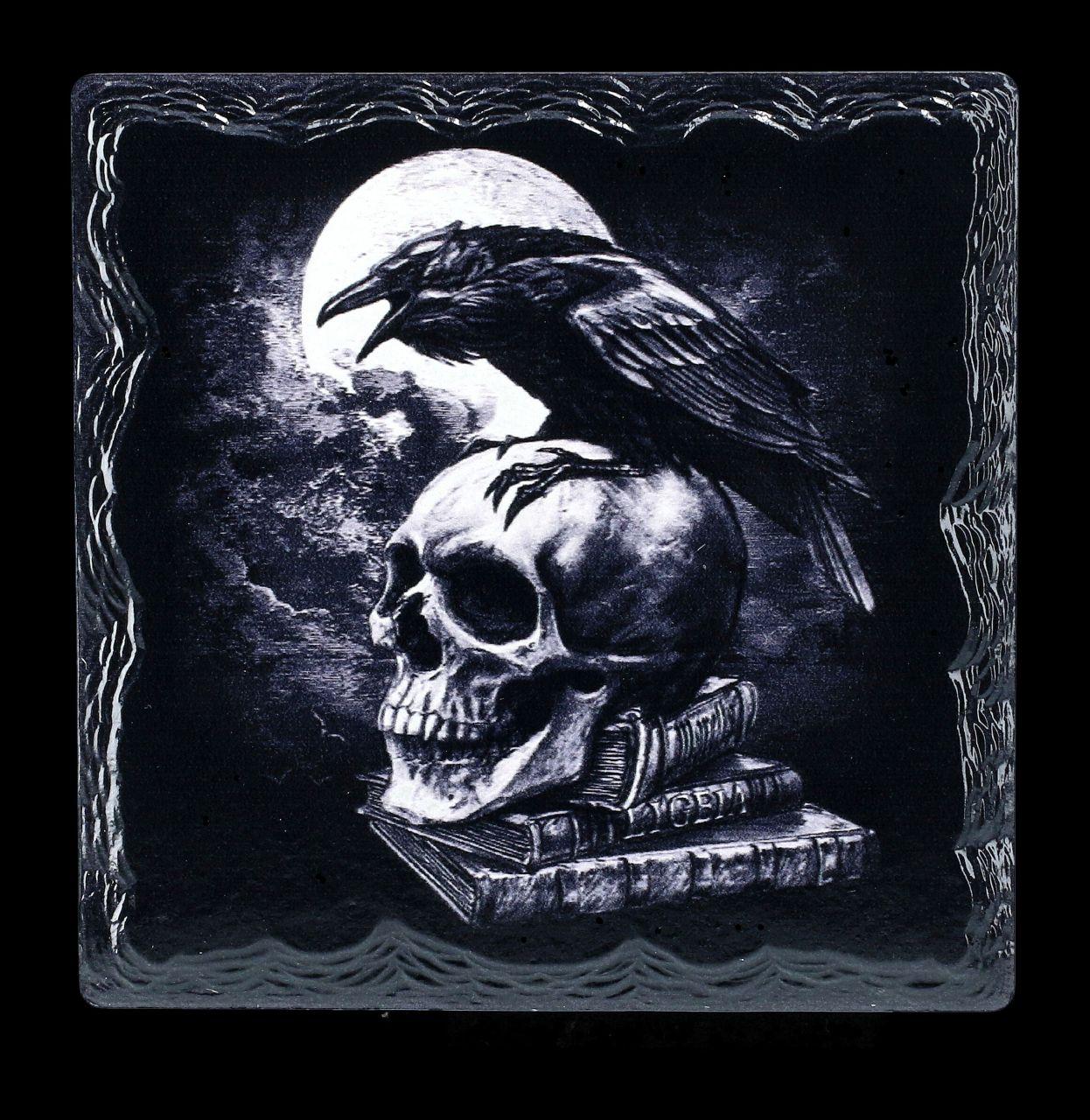 Alchemy Coaster - Poes Raven