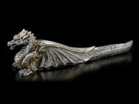 Dragon Incense Stick Holder - Mechanical Fire