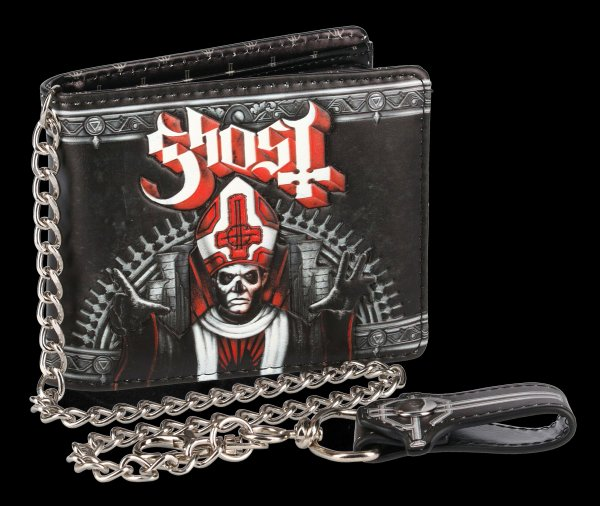 Ghost Wallet - Papa III Summons