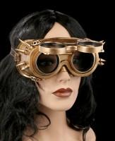Steampunk Goggles - Industrial Eyes