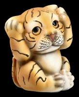 Tiger Baby Figurines - No Evil