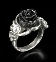 Bacchanal Rose - Alchemy Gothic Ring