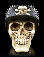 Skull with Basecap