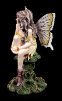 Fairy Figurine - Holla sits on Tree