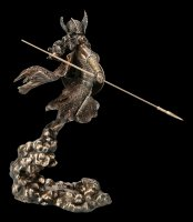 Valkyire Figurine - Nordic Goddess with Spear