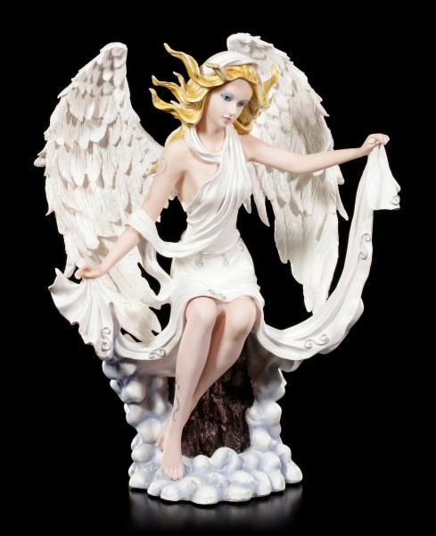 Guardian Angel Figurine - Riamel on Cloud