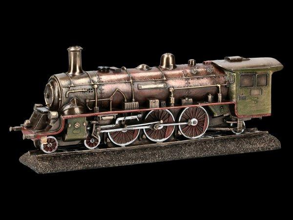 Steampunk Figur - Lokomotive