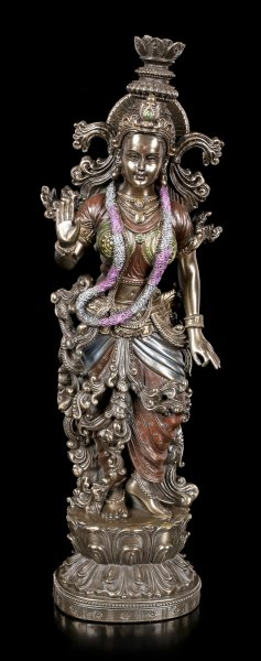 Radha Figurine - Eternal Companion and Lover of Krishna