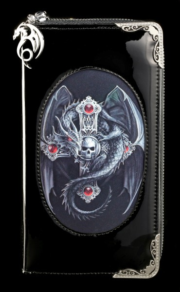 Fantasy Purse with 3D Picture - Gothic Guardian