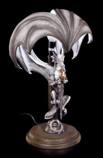 Drachen Tischlampe - Dragon Warrior