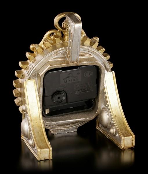 Steampunk Tischuhr - Anguistralobe Clock