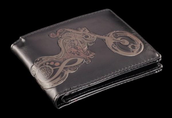 Men Wallet - Motorcycle