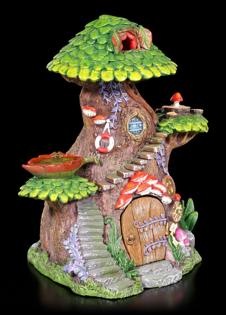 Fairy Tree Top Spa House