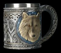 Fantasy Krug - Einsamer Wolf