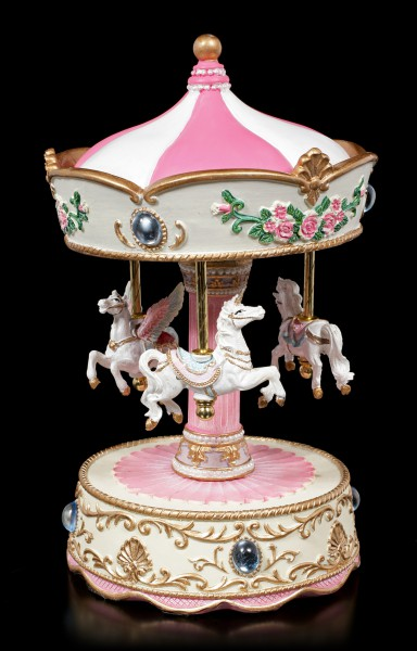 Music Box - Unicorn & Pegasus Roundabout