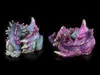 Drachen Figuren - Hatchlings Mischief - 2er Set