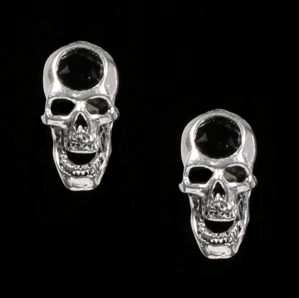 Alchemy Studs - Screaming Skulls