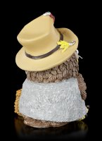 Angler Owl - Funny Figurine