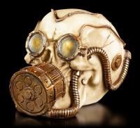 Steampunk Totenkopf - Mechanical Respirator