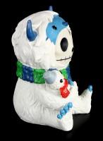 Große Furry Bones Figur - Yeti