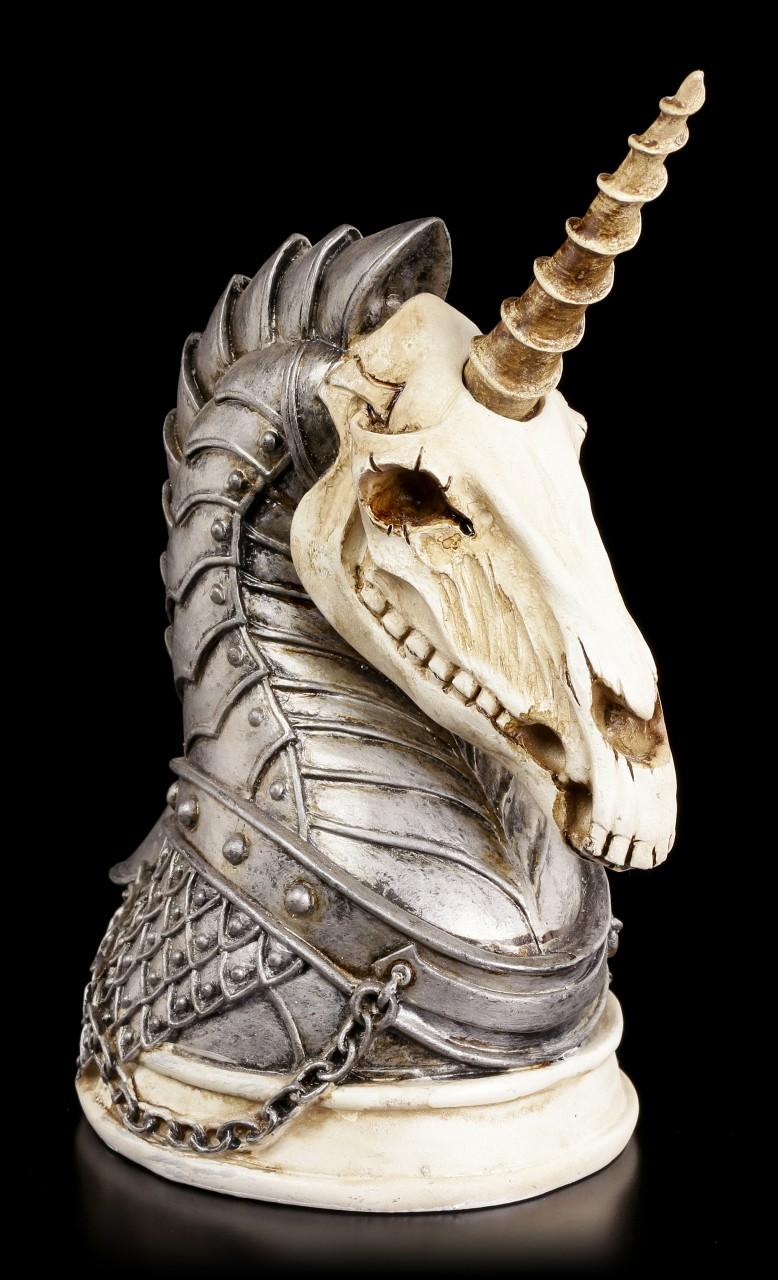 Alchemy Einhorn Totenkopf - Geistalon Unicorn