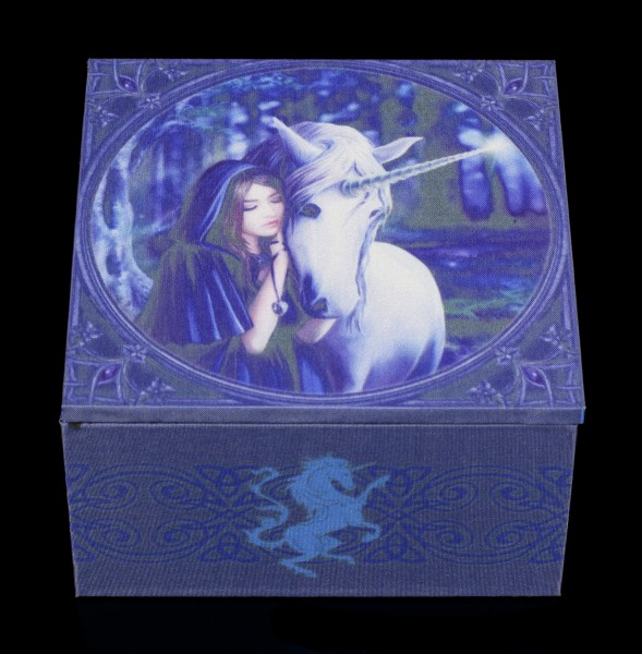Mirror Box with Unicorn - Solace
