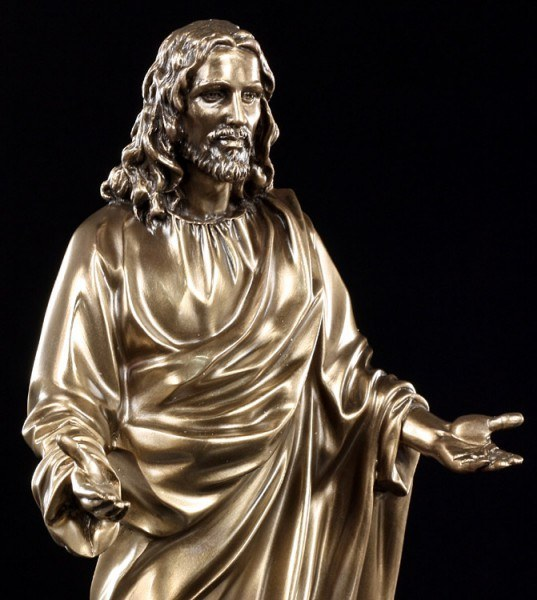 Jesus Figurine - Praying